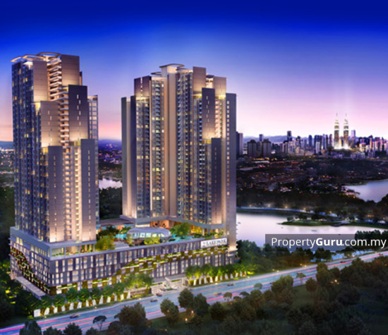 LakePark Residence @ KL North  120336539