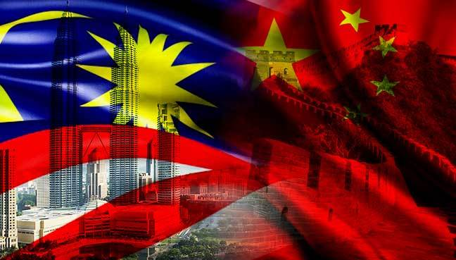 Image result for china malaysia