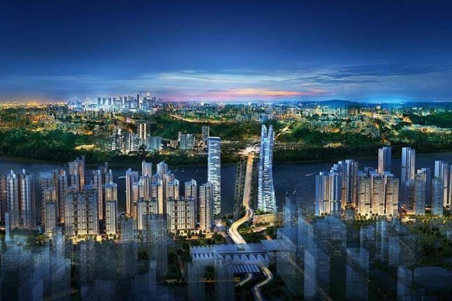Johor bahru to get new business district market news for Home design johor bahru