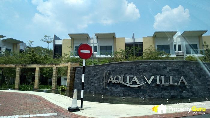 Aqua Villa Section 7 Shah Alam Review Propertyguru