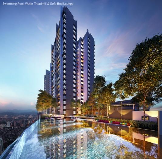 Emira Residences Swimming Pool Original