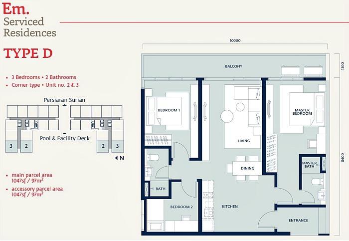 Emporis Serviced Residences Kota Damansara Review