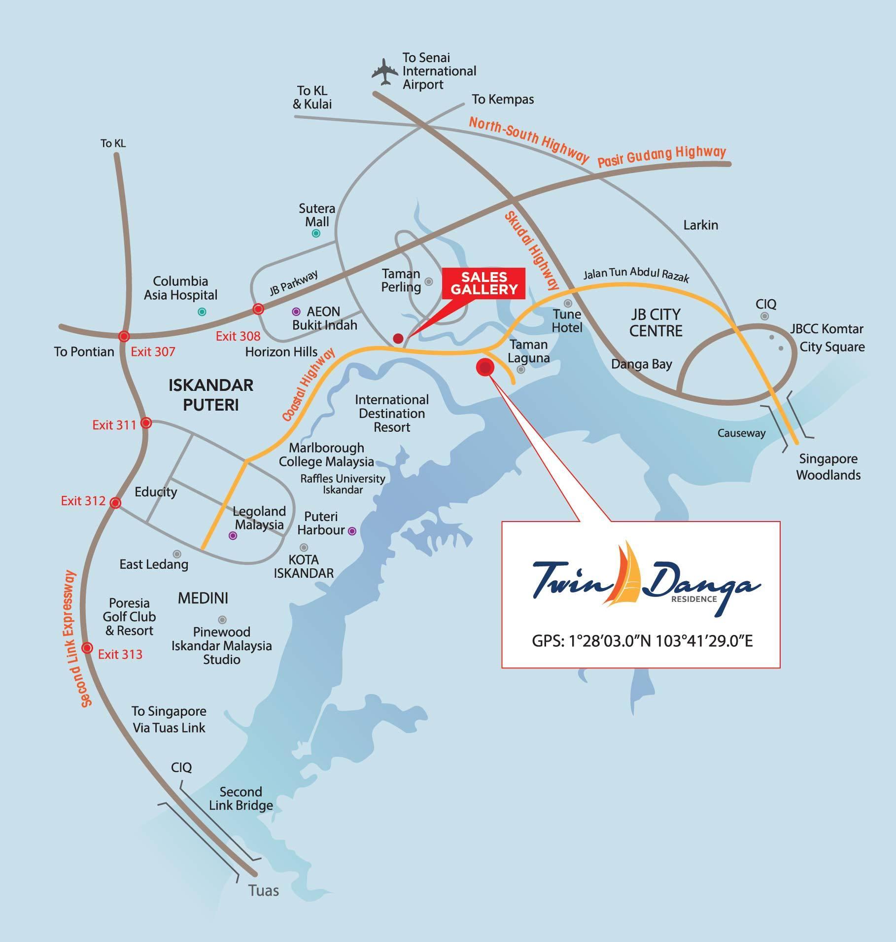 Twin Danga Residence Johor Bahru Review Propertyguru