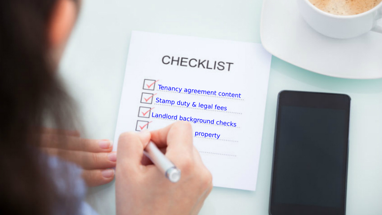 A Checklist For Renting A Property In Malaysia: Tenancy Agreement And More!