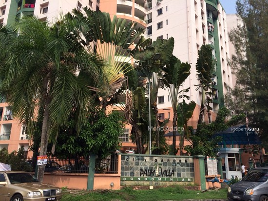 City Garden Palm Villa Condominium Jalan Cempaka 6 Off