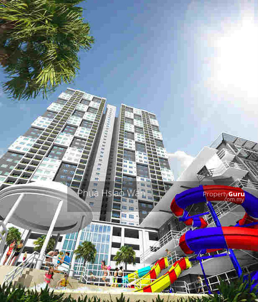 Laguna Vista Apartments: Pinang Laguna Water Park Condo, Jalan Baru Off Lebuhraya
