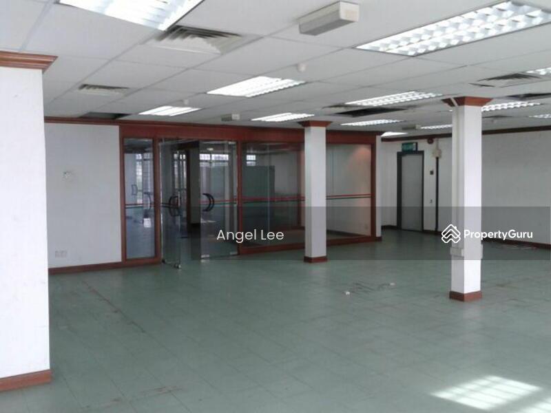 Pusat Perdagangan Jalan Bandar Pasir Gudang