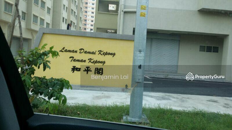 Laman Damai Kepong (Li Garden), Jalan Kuang Bertam 9 Off Jalan Kuang ...