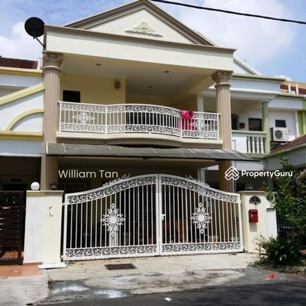 2 storey terrace house bandar baru klang klang bandar for 3 storey terrace house for sale