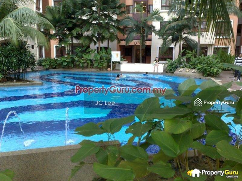 Palm Spring Kota Damansara Car Park For Rent