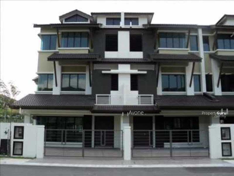 Three storey house plans malaysia house plans for 3 storey terrace house design