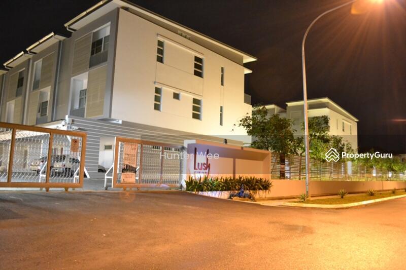 Lush Residences Lorong Durian Burung No 7 Kuching Sarawak 3 Bedrooms 1500 Sqft Apartments