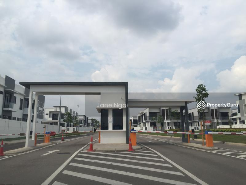 Jalan Indah 11 Cluster Garden Villas Bukit Indah