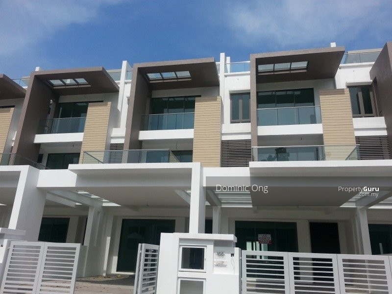 Raffles 199 gelugor penang 6 bedrooms 3000 sqft for 7 terrace penang