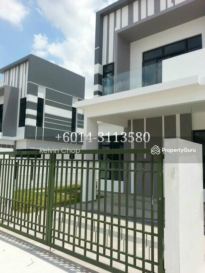 Taman Bukit Indah Garden Villas G G Jalan Indah 11