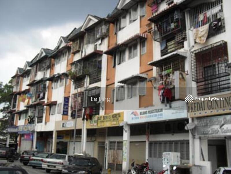 Kosas shop apartment taman kosas ampang kosas shop for Shop apartments