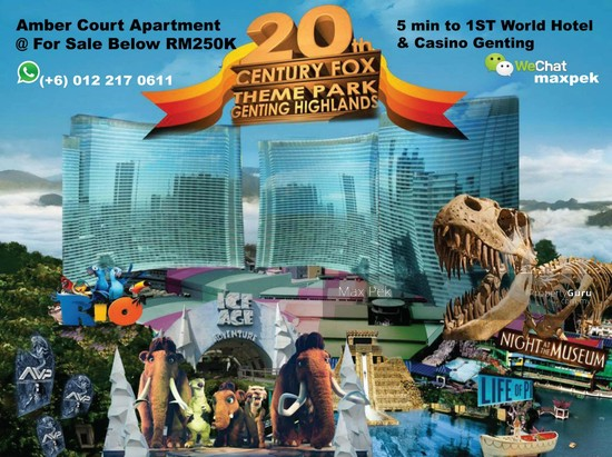 Promo  59  Off Amber Court Genting Highlands Pahang Malaysia 1