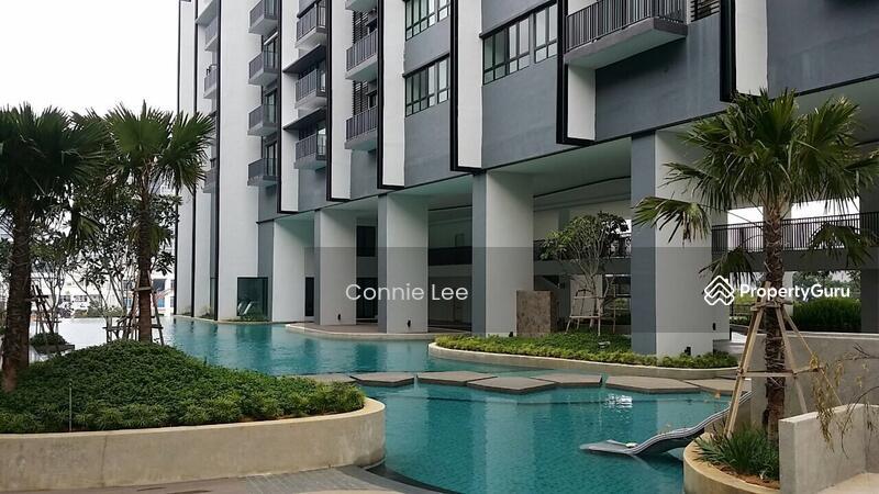 Kristal View I Residence Seksyen 7 Shah Alam Fully