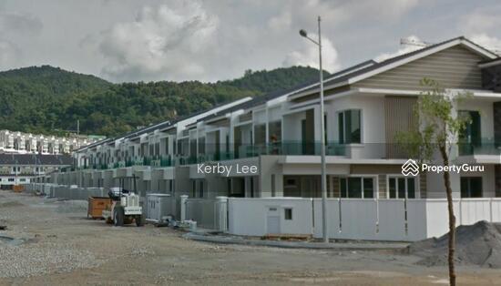 Ideal haus 2 sty terrace sungai ara penang 4 bedrooms for Terrace 9 classic penang