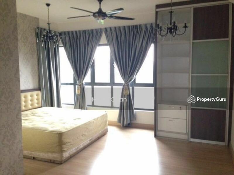 Covillea Bukit Jalil For Rent Master Room