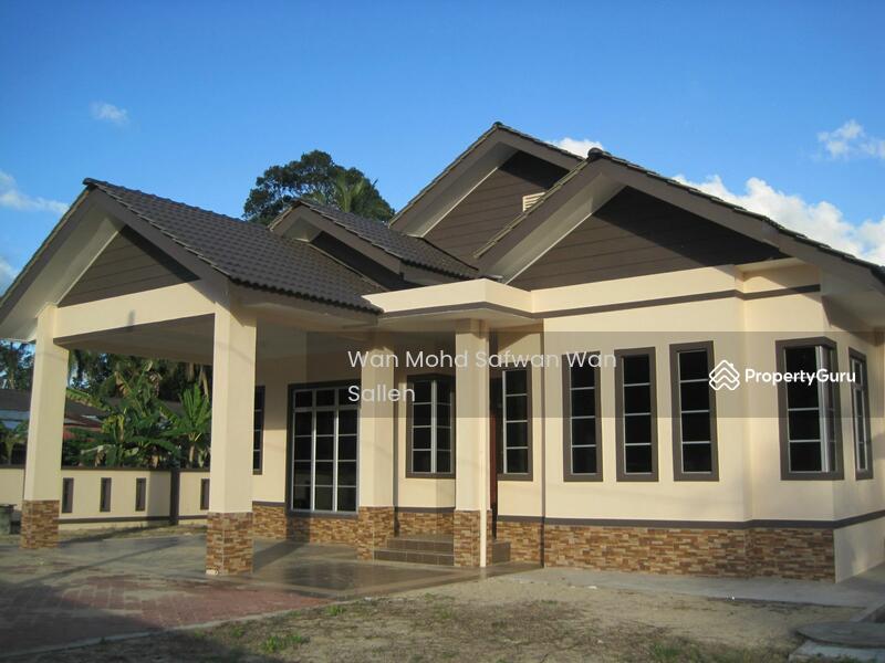 Rumah Banglo Setingkat Kampung Takang Bachok Kelantan 82826045