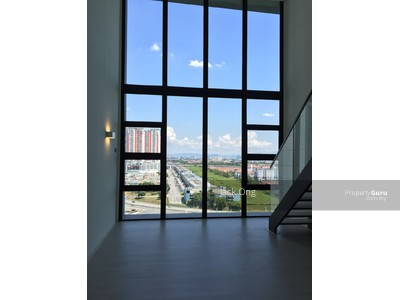 For Rent - The Square SOHO @ One City USJ 25