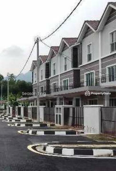 Novus park 3 storey terrace balik pulau titi teras balik for Terrace house season 3