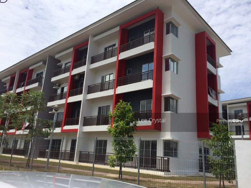 Embun Residence Puncak Saujana Kajang Kajang Selangor 3 Bedrooms 1190 Sqft Apartments