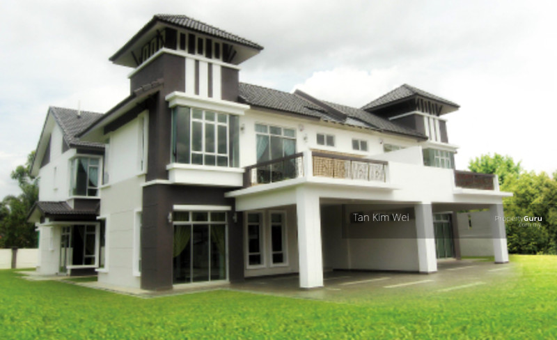 Bandar putra ioi gate c golfvue 2 luxury double story for Two story houses for sale