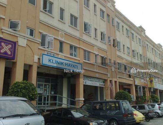 Serdang perdana shop apartment jalan sp 5 3 persiaran for Shop apartments