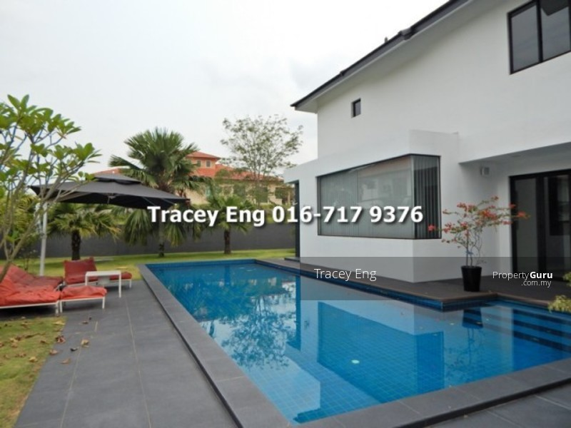 Ledang Heights Corner Bungalow For Sale, Ledang Heights ...