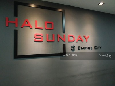 For Rent - Empire City Halo Sunday