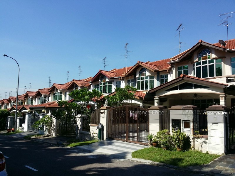 2 storey terrace house for sale sutera utama jalan for 2 storey house for sale