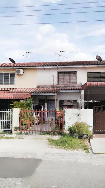 For sale bercham taman pakatan double storey terrace for 3 storey terrace house for sale