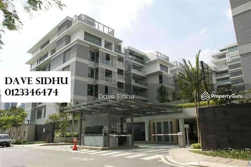U Thant Residence Jalan Madge Kl City Kuala Lumpur 4 Bedrooms 4000 Sqft Apartments