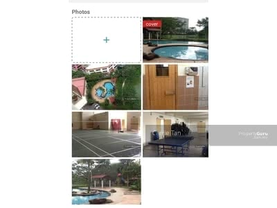 For Sale - Perdana Apartment (Mount Austin)