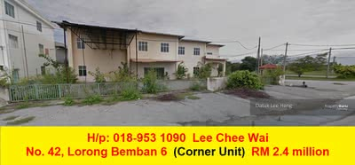 For Sale - Bemban Industrial Estate (Lcw)