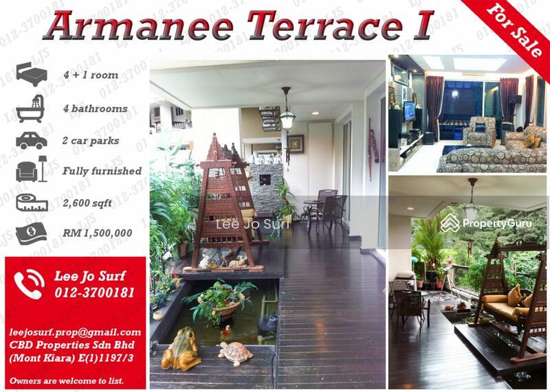 Armanee terrace i jalan pju 8 1 bandar damansara perdana for Armanee terrace 1