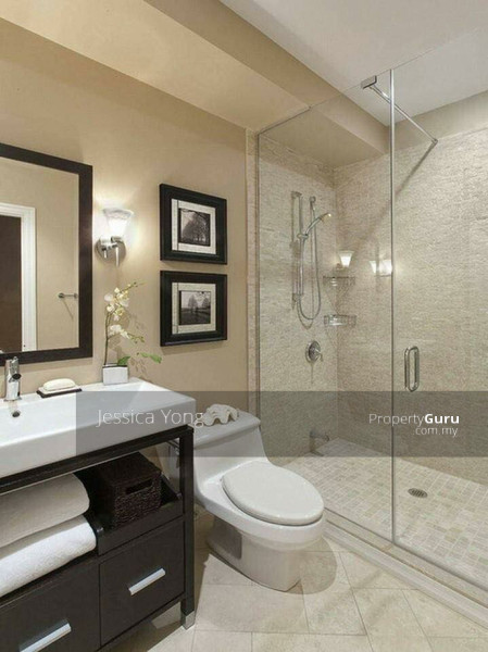 Bathroom Accessories Jalan Ipoh sky semi d new launch, 3k booking, condo 80% furnished 2 carpark