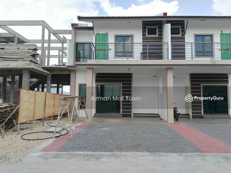 Rumah Teres 2 Tingkat Taman Seri Bayu Kok Lanas Kelantan 89699981