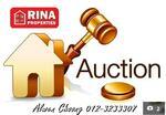 Taman Batu Gong, Kuching@Auction/Aug06