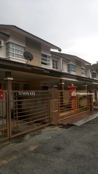 2 storey terrace house at taman jasper jaya seremban for 3 storey terrace house for sale