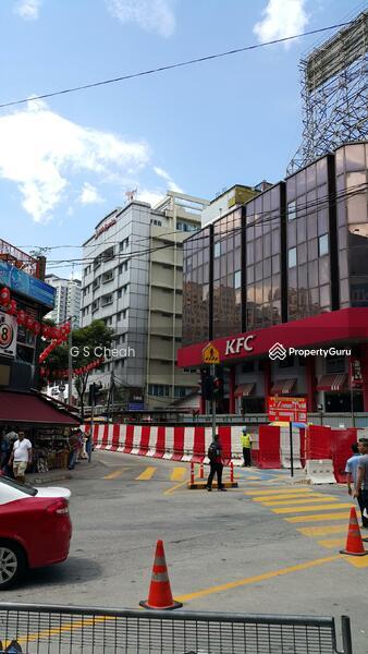 Vibrant Jalan Bukit Bintang, Fast Food, KFC, McDonalds, Starbucks, Coffee Bean etc