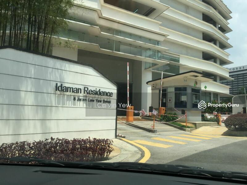Idaman Residence Klcc 8 Jalan Law Yew Swee Klcc Kuala Lumpur 2 Bedrooms 929 Sqft