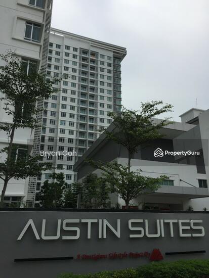 Austin Suites Jalan Austin Perdana 2 1 Taman Austin Perdana Johor Bahru Johor 3 Bedrooms
