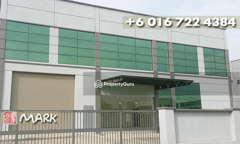 Indahpura Industrial Park, Kulai Jaya #101931167