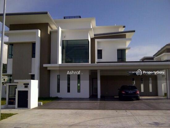 Cahaya Spk Lake Garden Villa Bungalow U9 Shah Alam