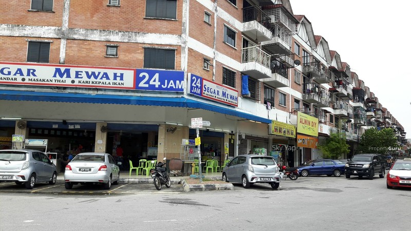 Bandar sungai long ground floor shop lot jalan sl 11 7 for 11th floor apparel