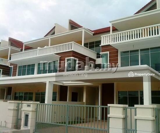 Simfonia 3 strorey terrace ujalan desiran tanjung for Terrace house season 3