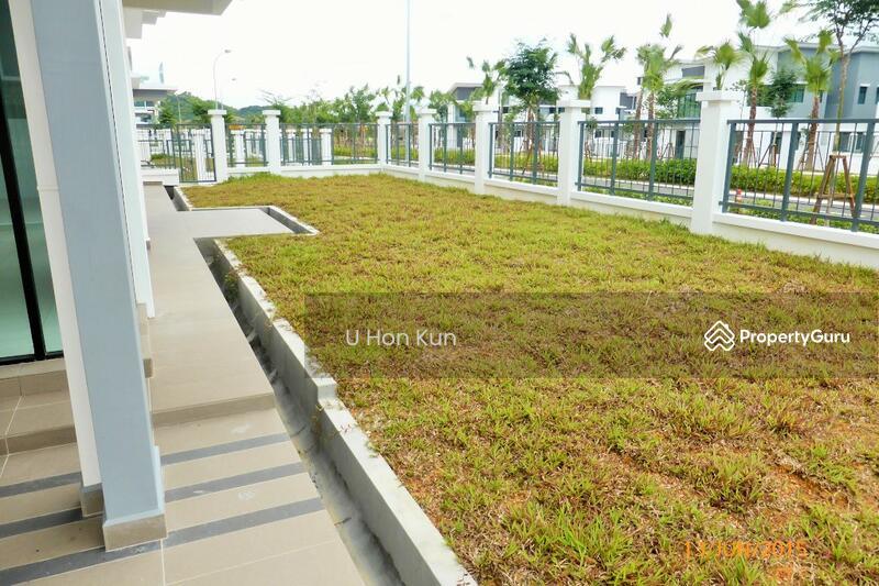 2 storey terrace corner canal garden jalan maya horizon hills johor 4 bedrooms 2700 sqft - Lay outs garden terrace ...